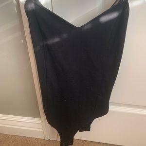 Black brand new bodysuit from Forever 21